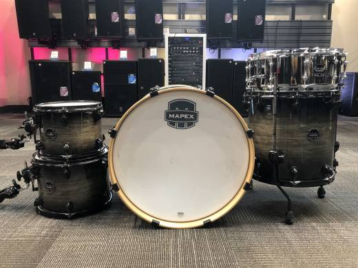 MAPEX ARMORY 20,10,12,14,SD - BLACK DAWN